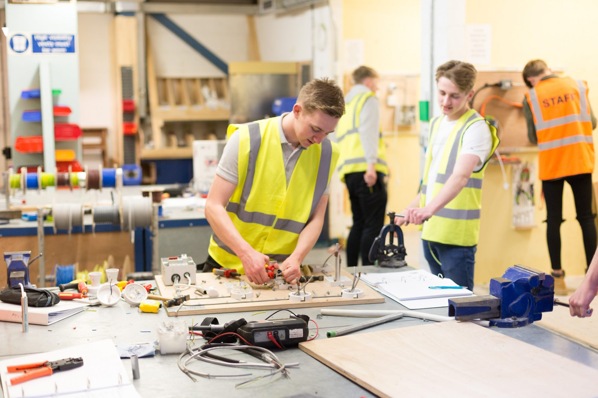 Electrical Installation Intermediate Diploma Level 2