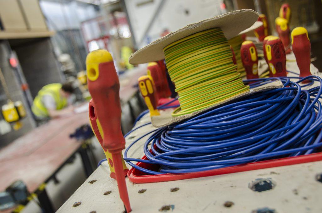 Electrical Installation Diploma Level 2 - Bridgwater & Taunton College